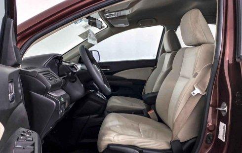 Auto Honda CR-V 2015 de único dueño en buen estado