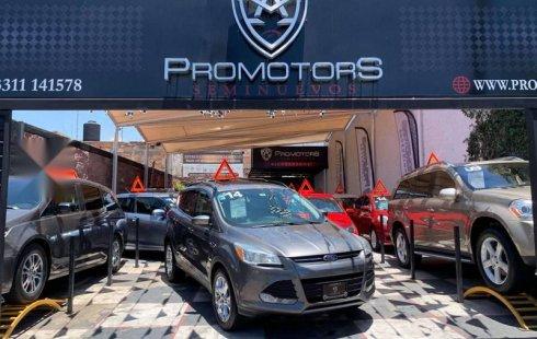Ford Escape SEL 2014 impecable en Guadalajara