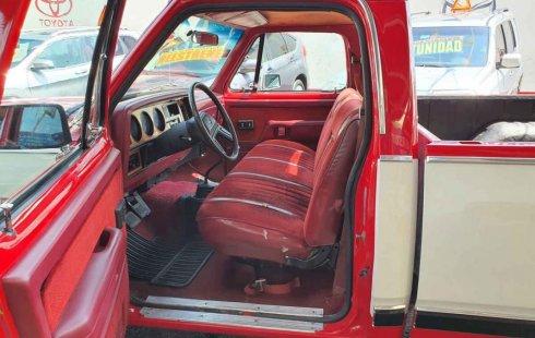 Venta de Dodge RAM 1987 usado Manual a un precio de 168600 en Benito Juárez