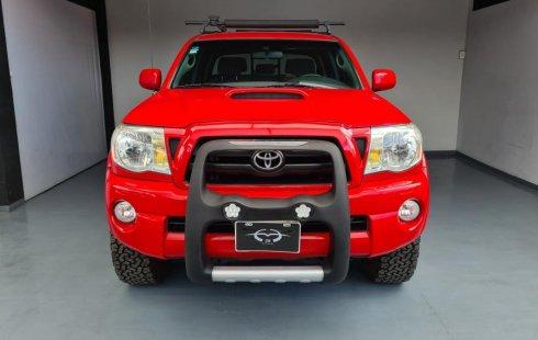 Se pone en venta Toyota Tacoma 2008