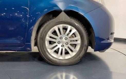 47500 - Toyota Sienna 2011 Con Garantía
