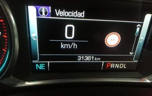 Se vende urgemente Chevrolet Malibu 2017 en Benito Juárez