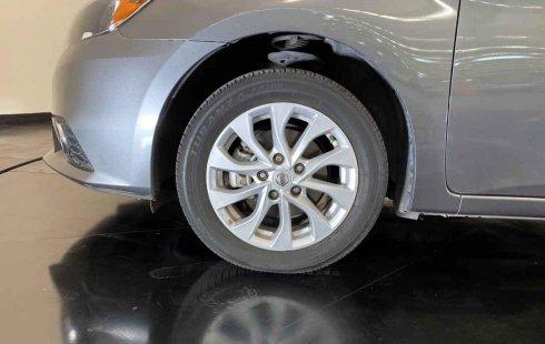Venta de Nissan Sentra 2019 usado Automatic a un precio de 279999 en Cuauhtémoc