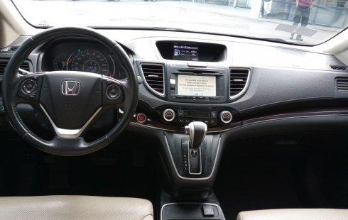 Honda CR-V 2016 barato en Coacalco de Berriozábal