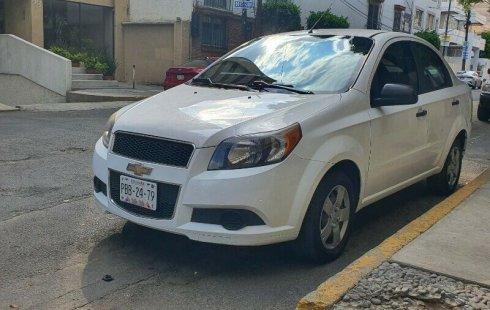 Chevrolet Aveo LS 2017 barato en Miguel Hidalgo
