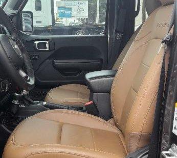Jeep Wrangler S 2019 impecable en Amozoc