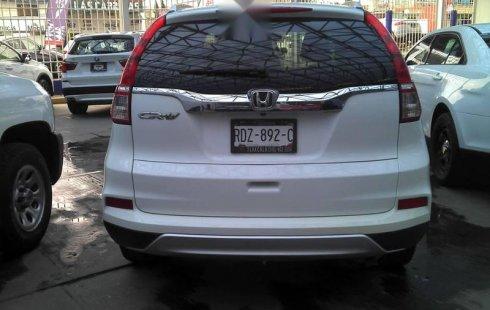 HONDA CRV 2015 EXL AWD PIEL