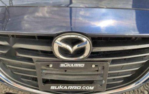 Mazda 3 2016 4p Sedán i Touring L4/2.0 Man