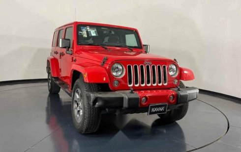 47398 - Jeep Wrangler 2016 Con Garantía