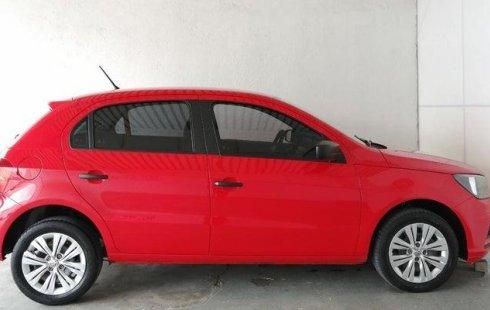 Venta de Volkswagen Gol Trendline 2020 usado Manual a un precio de 185000 en Atlixco