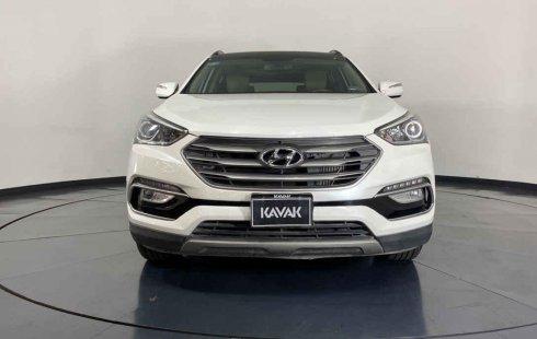 Hyundai Santa Fe 2017 usado en Cuauhtémoc