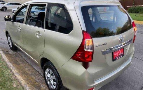 Toyota Avanza 2019 5p LE L4/1.5 Aut