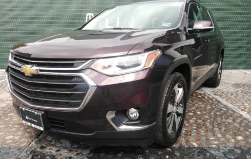 Venta de Chevrolet Traverse 2019 usado Automática a un precio de 620000 en Huixquilucan