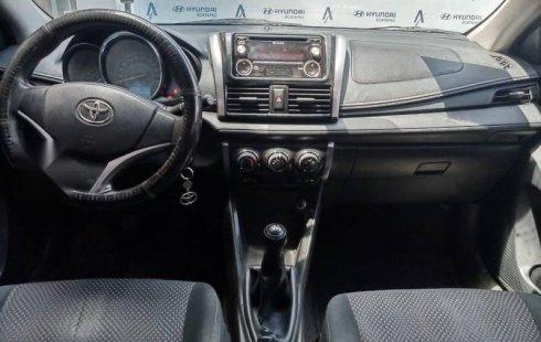 Toyota Yaris 2017 1.5 Core Sedan Mt