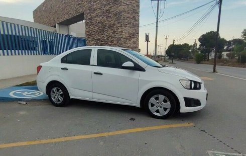 Chevrolet Sonic LT 2016 usado en Ignacio Zaragoza