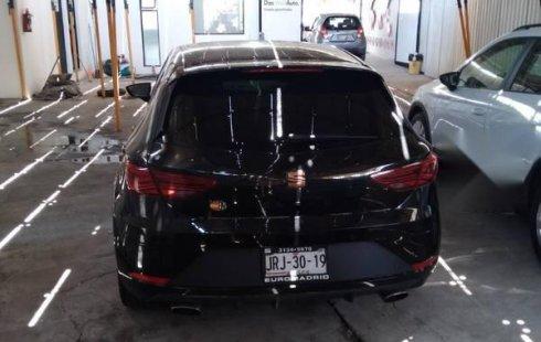 Auto Seat Leon Cupra 2019 de único dueño en buen estado