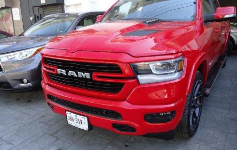 Dodge RAM 2020 en buena condicción