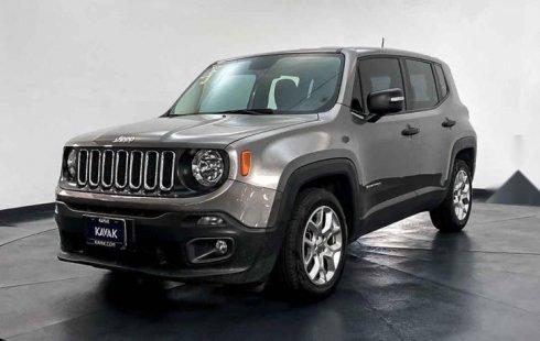 22491 - Jeep Renegade 2017 Con Garantía