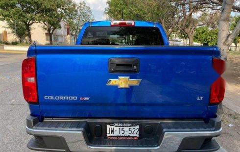 Chevrolet Colorado 2018 barato en Tlajomulco de Zúñiga