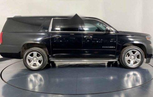 46843 - Chevrolet Suburban 2016 Con Garantía