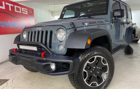 IMPONENTE Jeep Wrangler HARD ROCK RUBICON IMPECABL