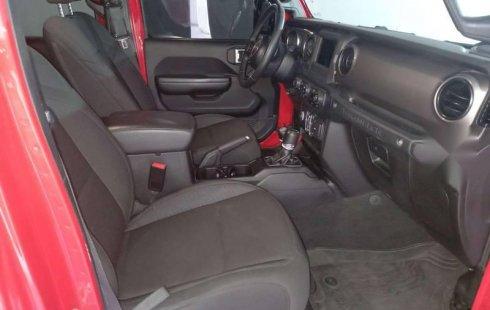 Excelente Jeep Wrangler Unlimited Sport 4x4 2020
