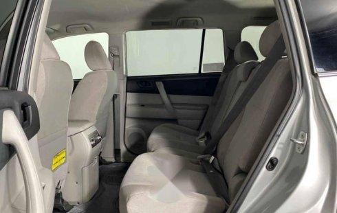 46215 - Toyota Highlander 2013 Con Garantía