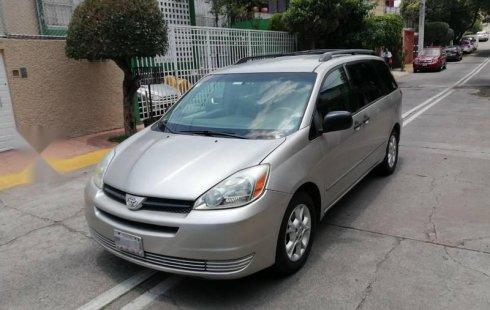 Toyota Sienna Servicios de Agencia Original