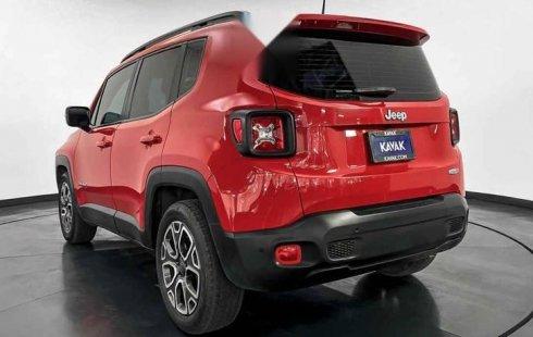 32128 - Jeep Renegade 2018 Con Garantía