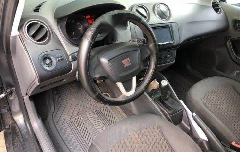 Seat Ibiza 2010 barato en Tlalpan