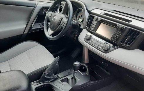 Toyota rav4 xle 2016 impecable