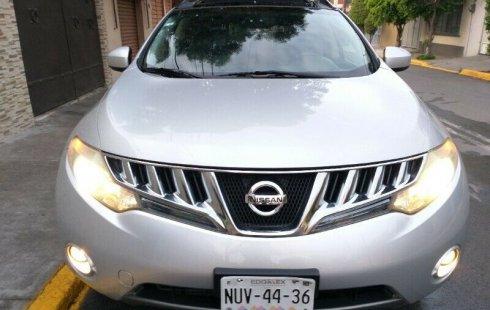 Nissan Murano 2009 LE Máximo Lujo Quemacocos Piel Rines Aire/Ac CD