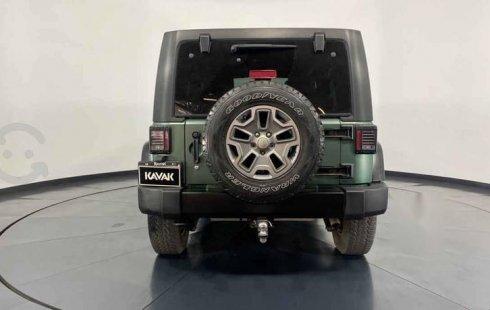 40344 - Jeep Wrangler 2017 Con Garantía