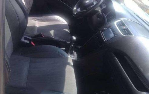 Suzuki Swift 2016 impecable en Azcapotzalco