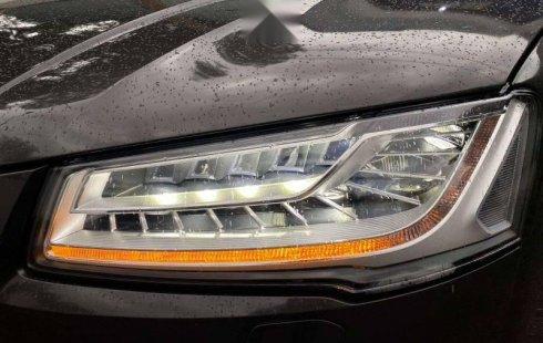 Auto Audi A8 2017 de único dueño en buen estado