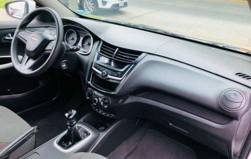 Auto Chevrolet Aveo LS 2019 de único dueño en buen estado