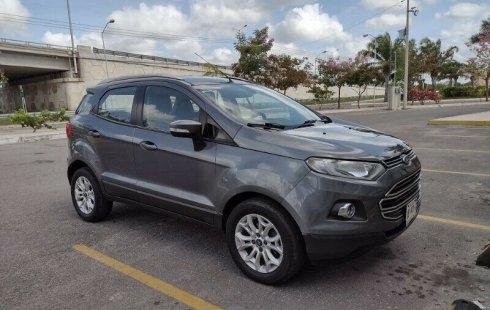 Venta de Ford EcoSport Titanium 2017 usado Automática a un precio de 212000 en Mérida