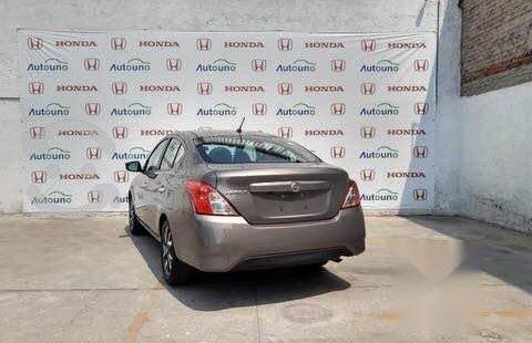 Nissan Versa Exclusive AT 2018