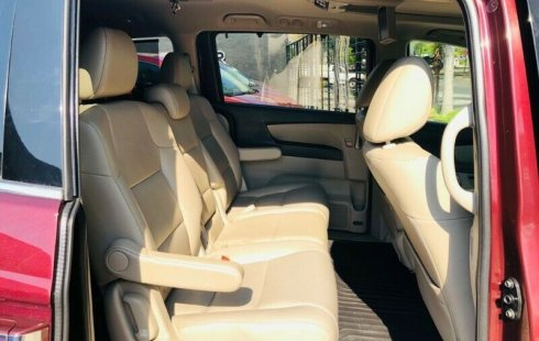 Se pone en venta Honda Odyssey Touring 2011