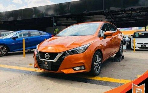 Nissan Versa Advance 2020 en buena condicción