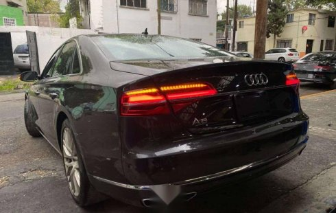 Se vende urgemente Audi A8 2017 en Azcapotzalco