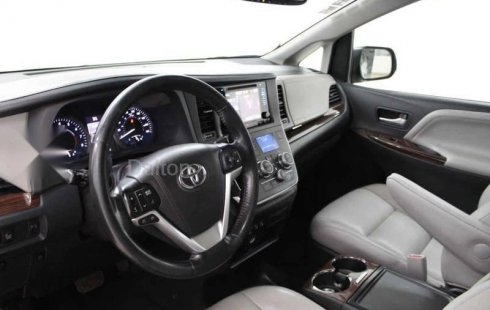 Toyota Sienna 2015 4 Cilindros