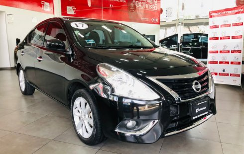 Nissan Versa 2017 Advance Aut Somos Agencia