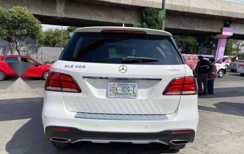 Mercedes Benz Clase GLE 2016 3.0 400 Sport At