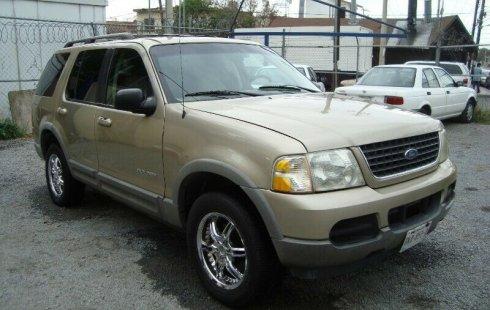 Ford Explorer 2002 en buena condicción