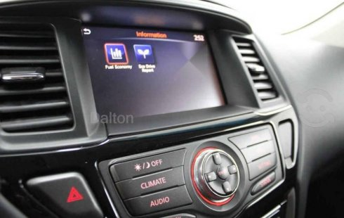 Nissan Pathfinder 2017 4 Cilindros