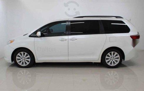 Toyota Sienna 2017 4 Cilindros