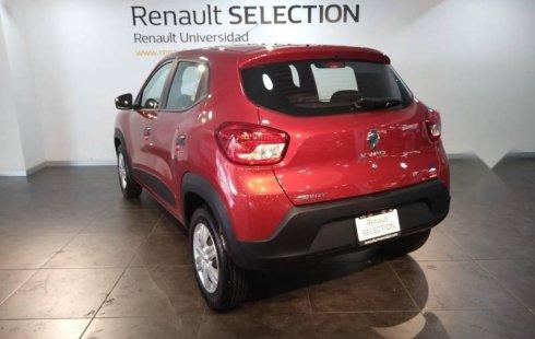 Renault Kwid 2020 usado en Tlalpan