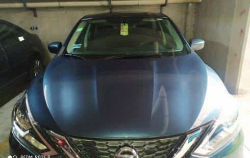Nissan Sentra 2017 barato en Benito Juárez