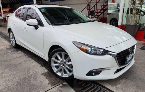 2018 Mazda 3 Sedán S 2.5 Aut 6vel